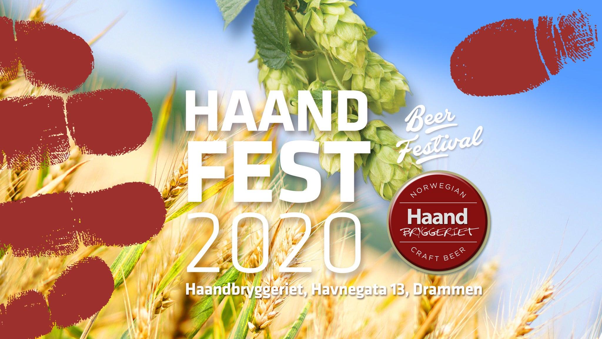 Haandfest 2020