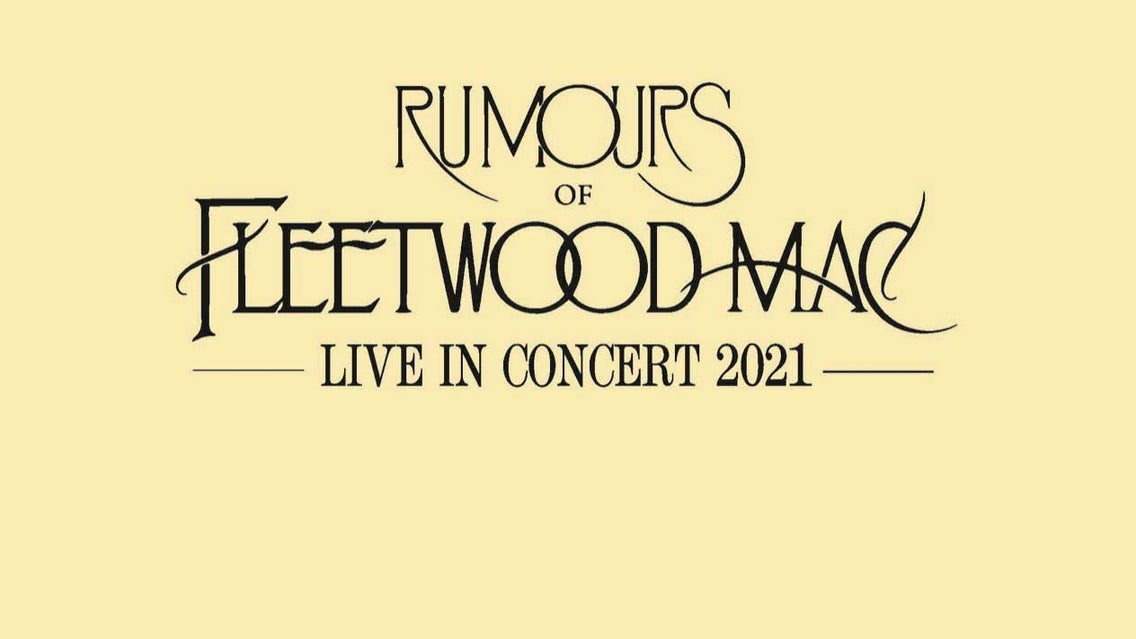 Rumours of Fleetwood Mac Event Title Pic