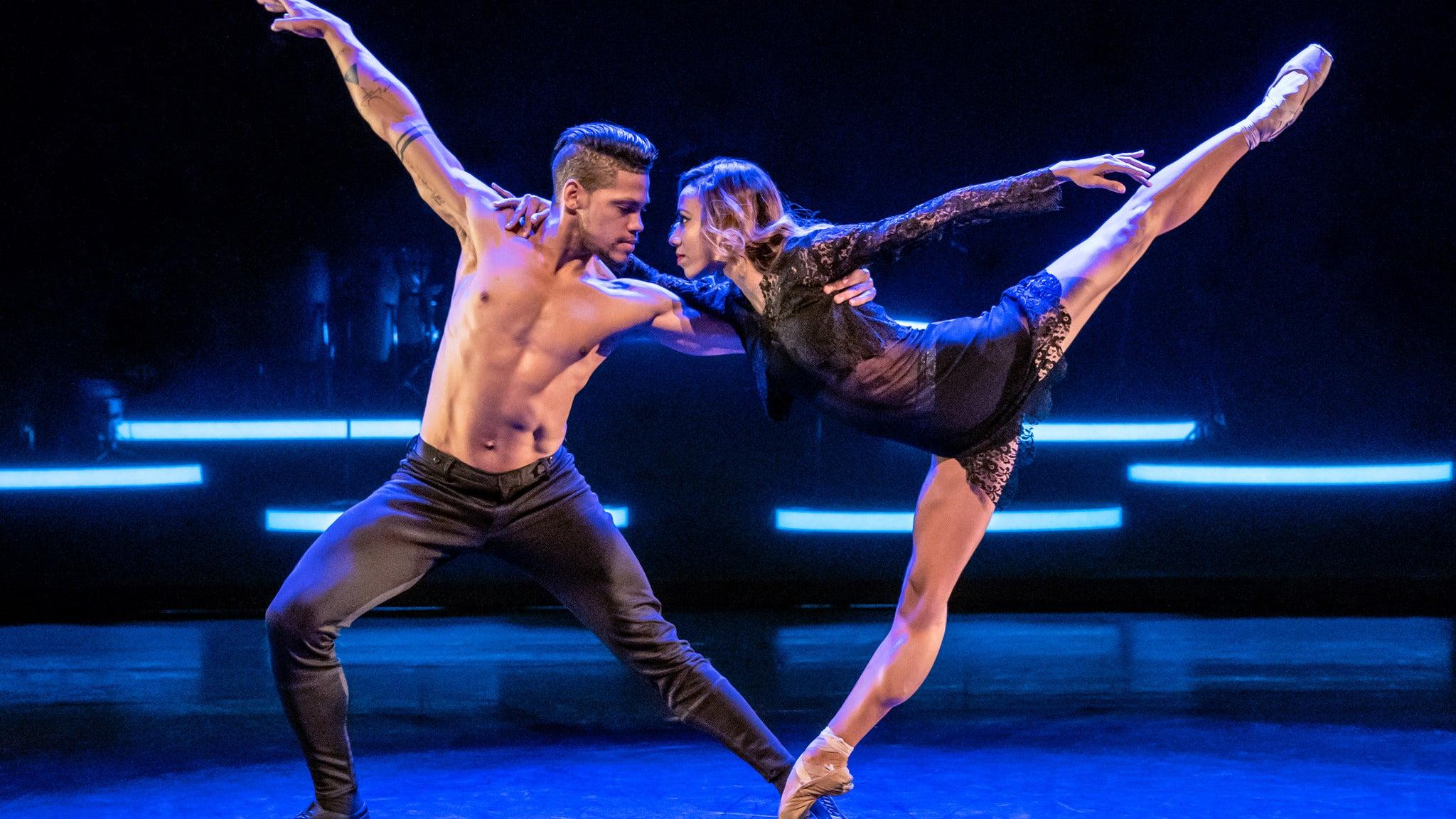 Ballet Revolucion Event Title Pic