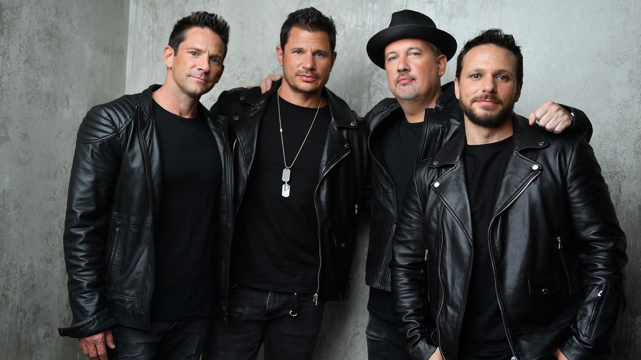 98 Degrees at First Interstate Arena
