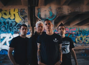Anti-Flag, La Armada, Blind Adam and the Federal League, Death of Self