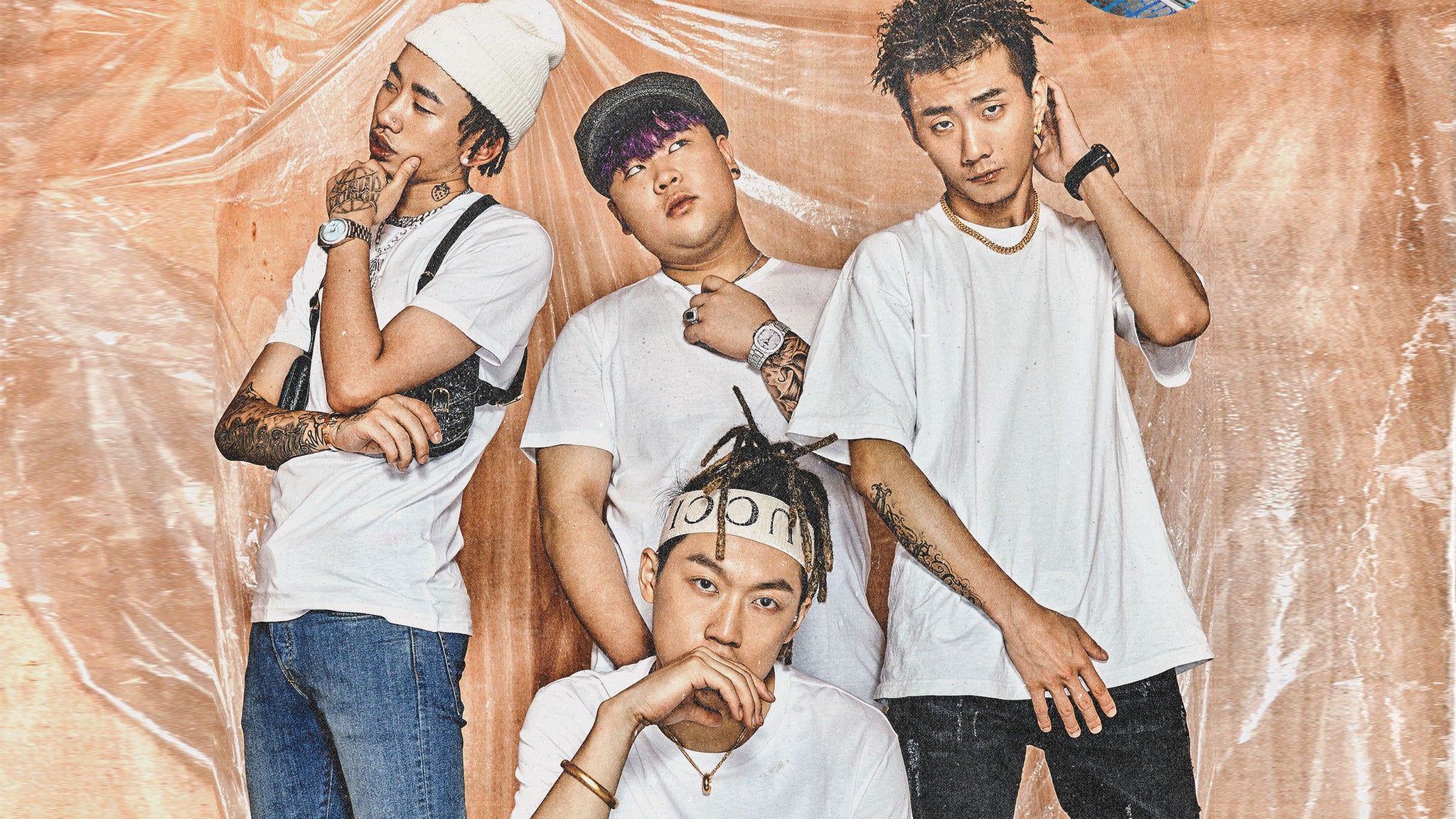 Higher Brothers at Paradise Rock Club