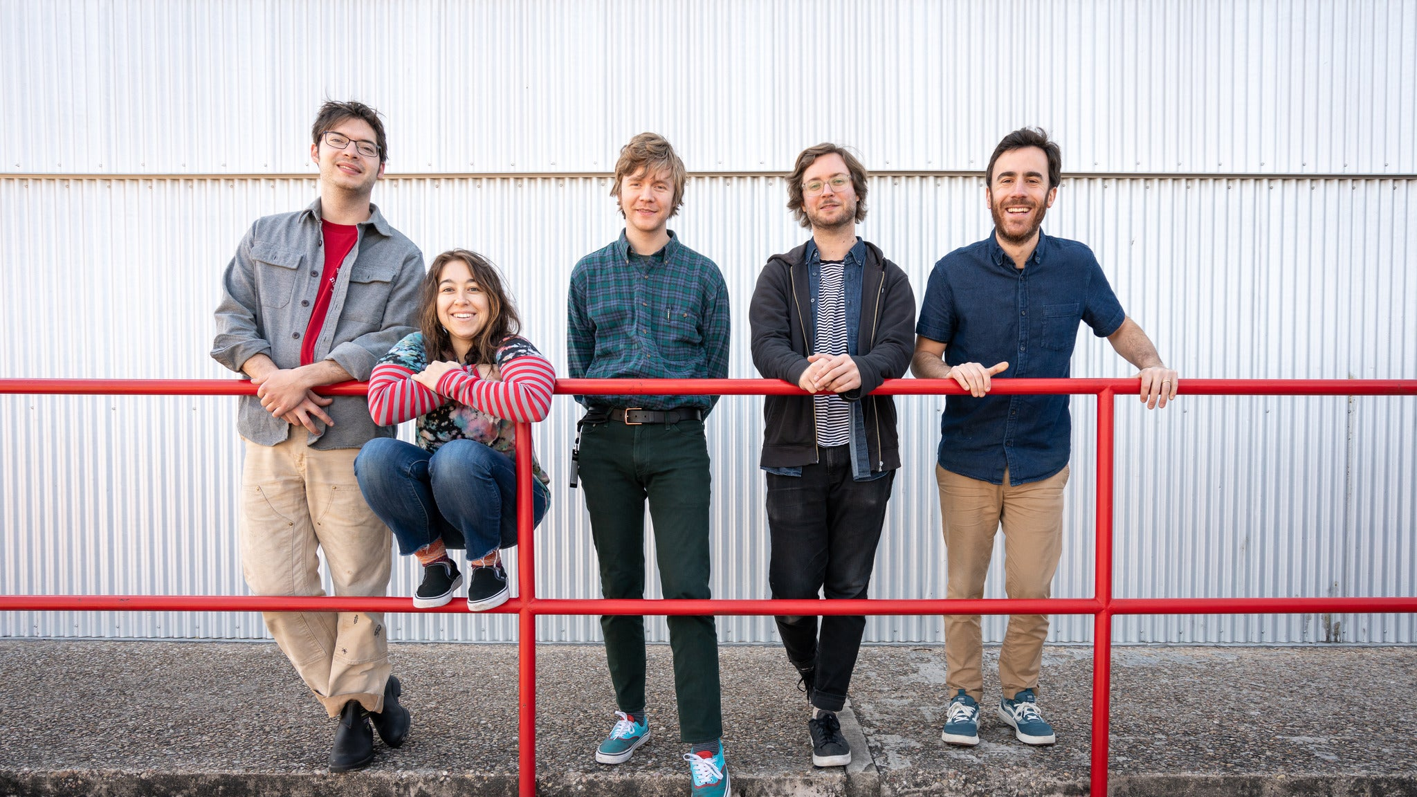 Pinegrove at The Wellmont Theater
