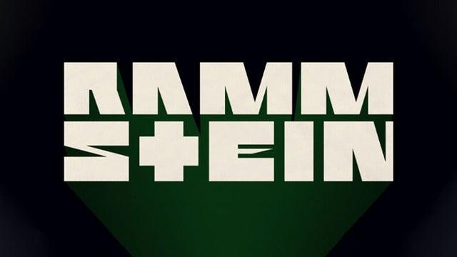 Rammstein Tour 2020 Grada Norte y Sur