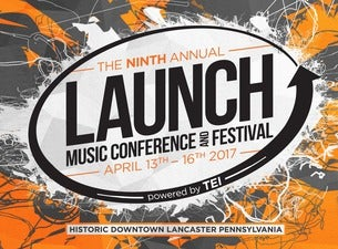 LAUNCH Music Conference & Festival 2018 - Weekend & VIP Badge