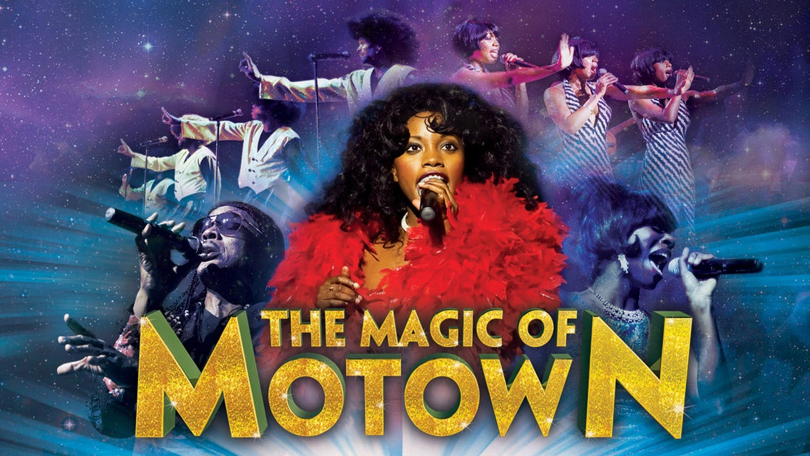 The Magic of Motown tickets (Copyright © Ticketmaster)