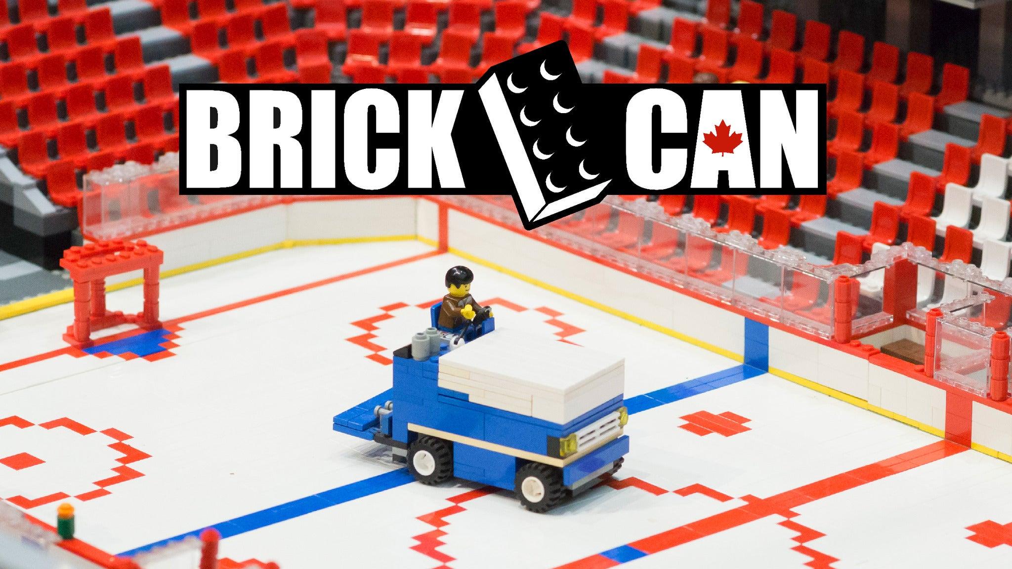 BrickCan LEGO Exhibit
