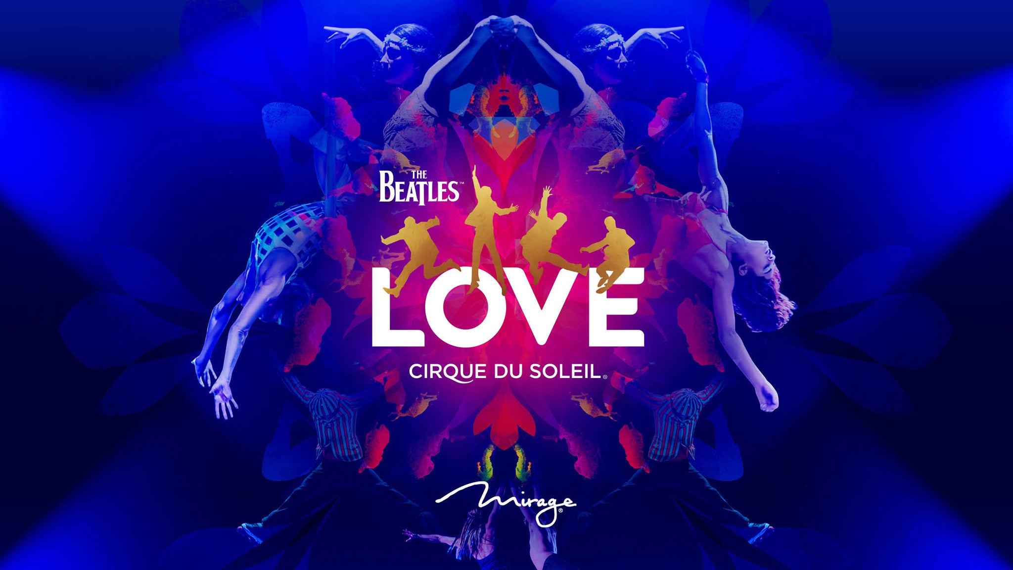 Cirque du Soleil: Love at Mirage - LOVE Theatre