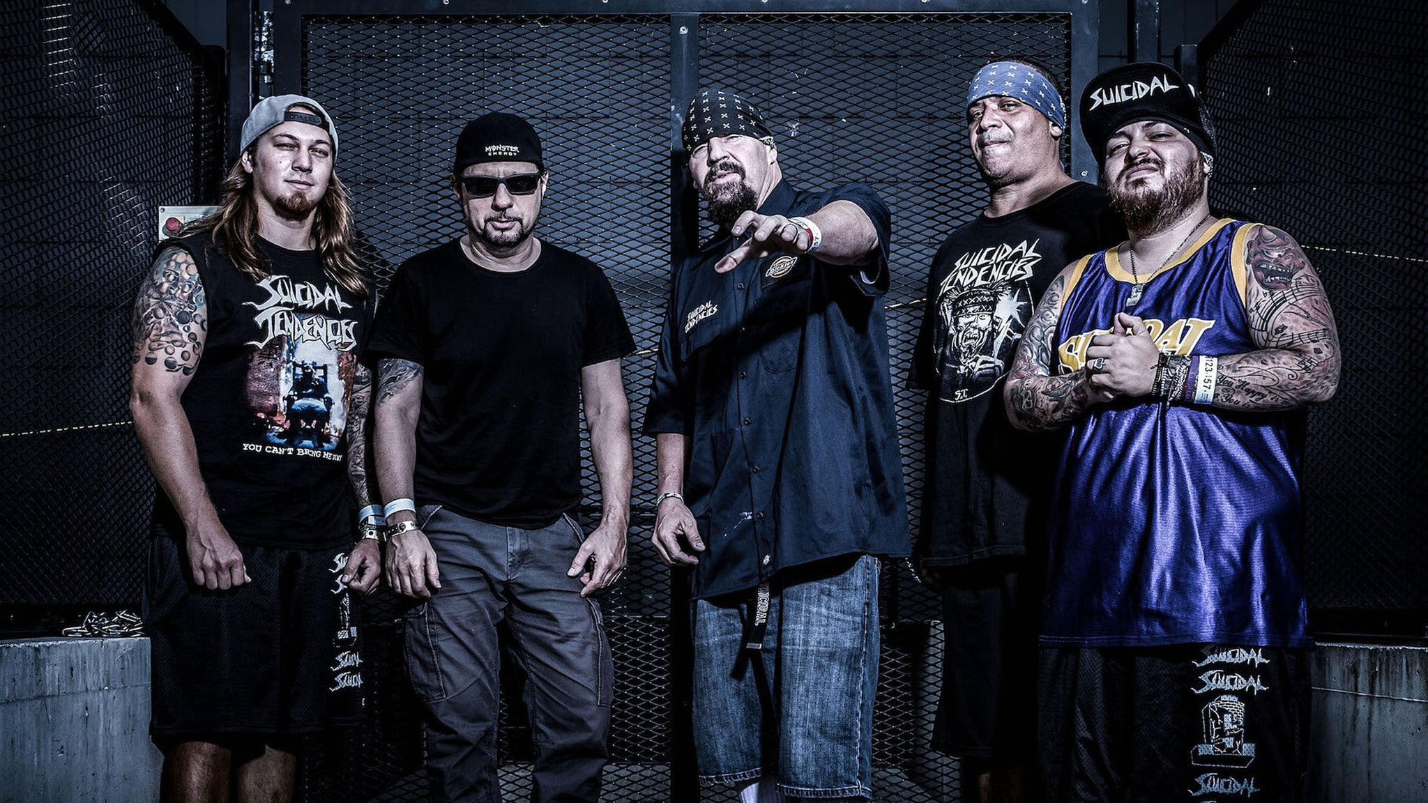 Suicidal Tendencies at The Summit Music Hall