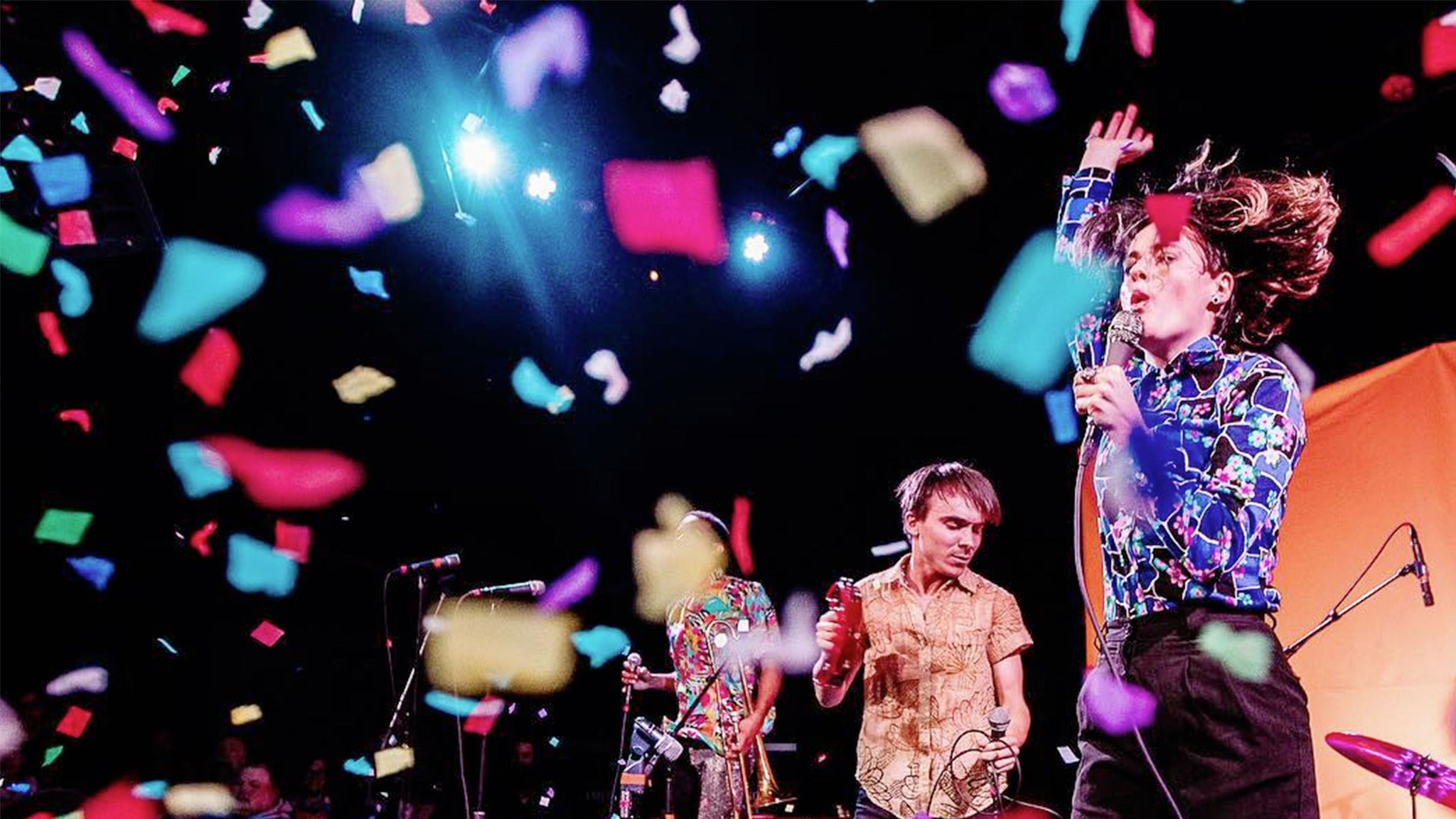 Rubblebucket at The Warehouse at FTC