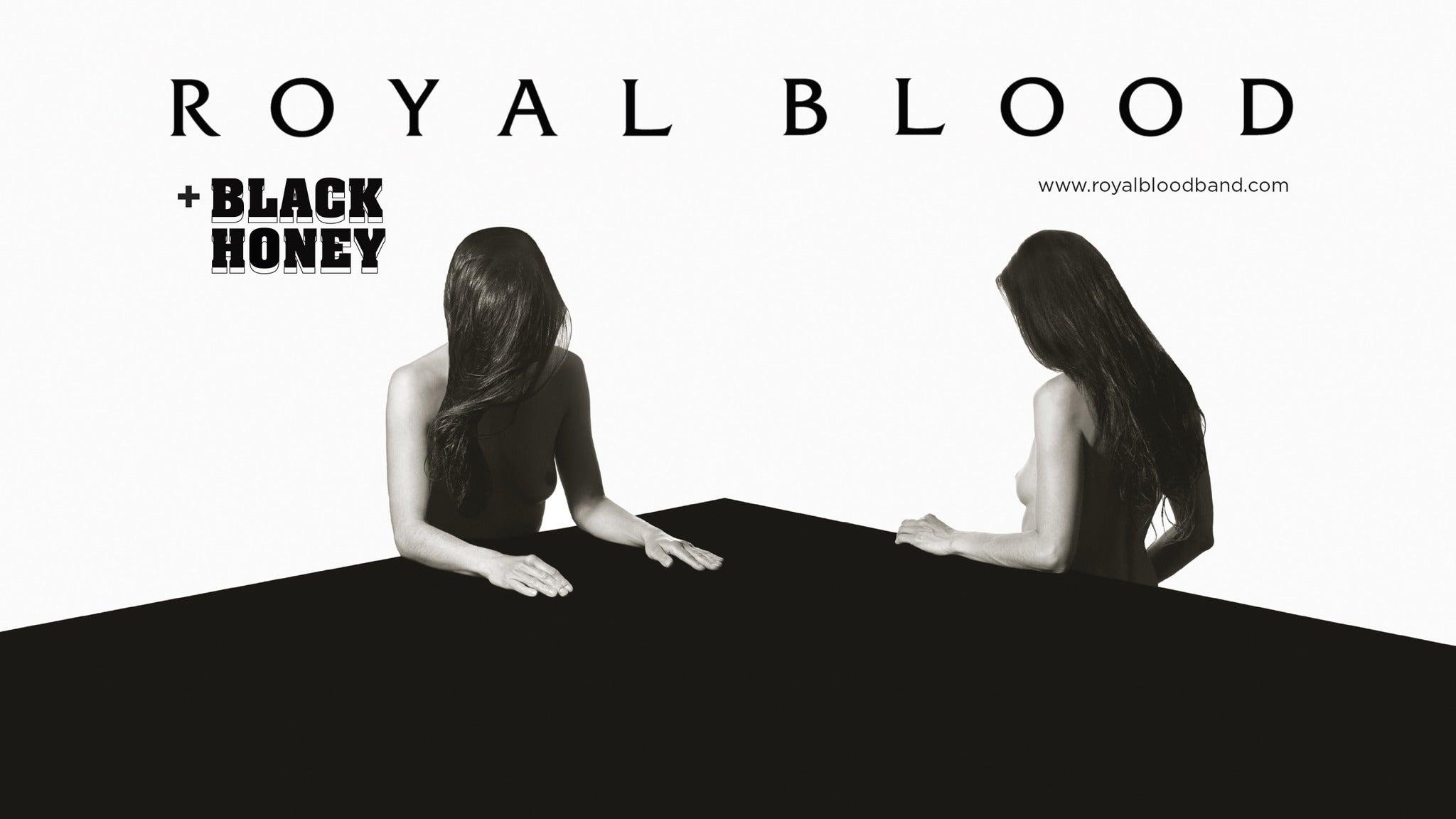 Royal Blood at Jannus Live