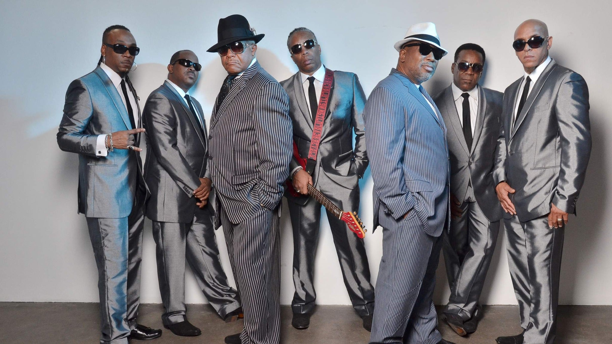 Masters Of Funk at Paramount Theatre-Oakland