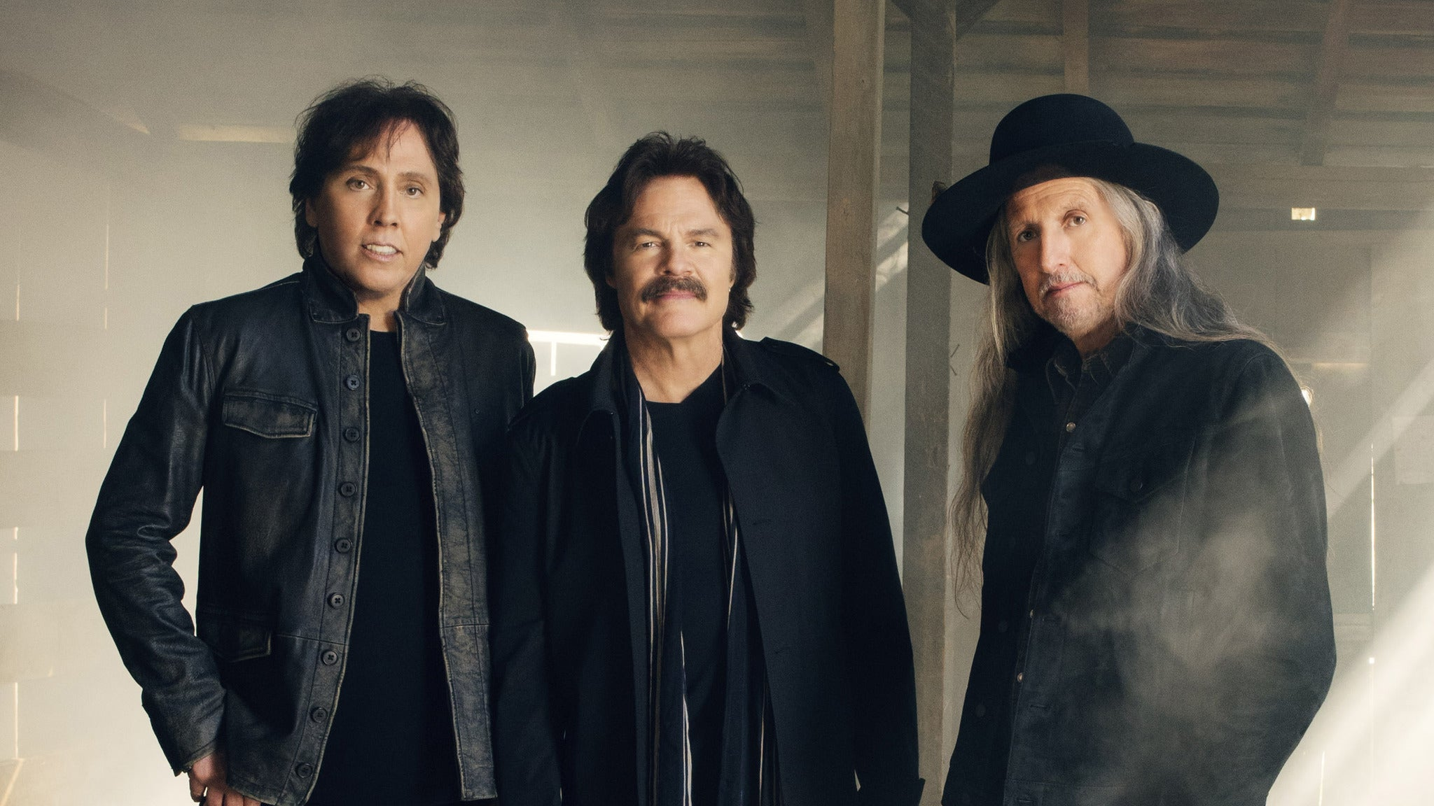 The Doobie Brothers - Meet & Greet Packages at Clay Center