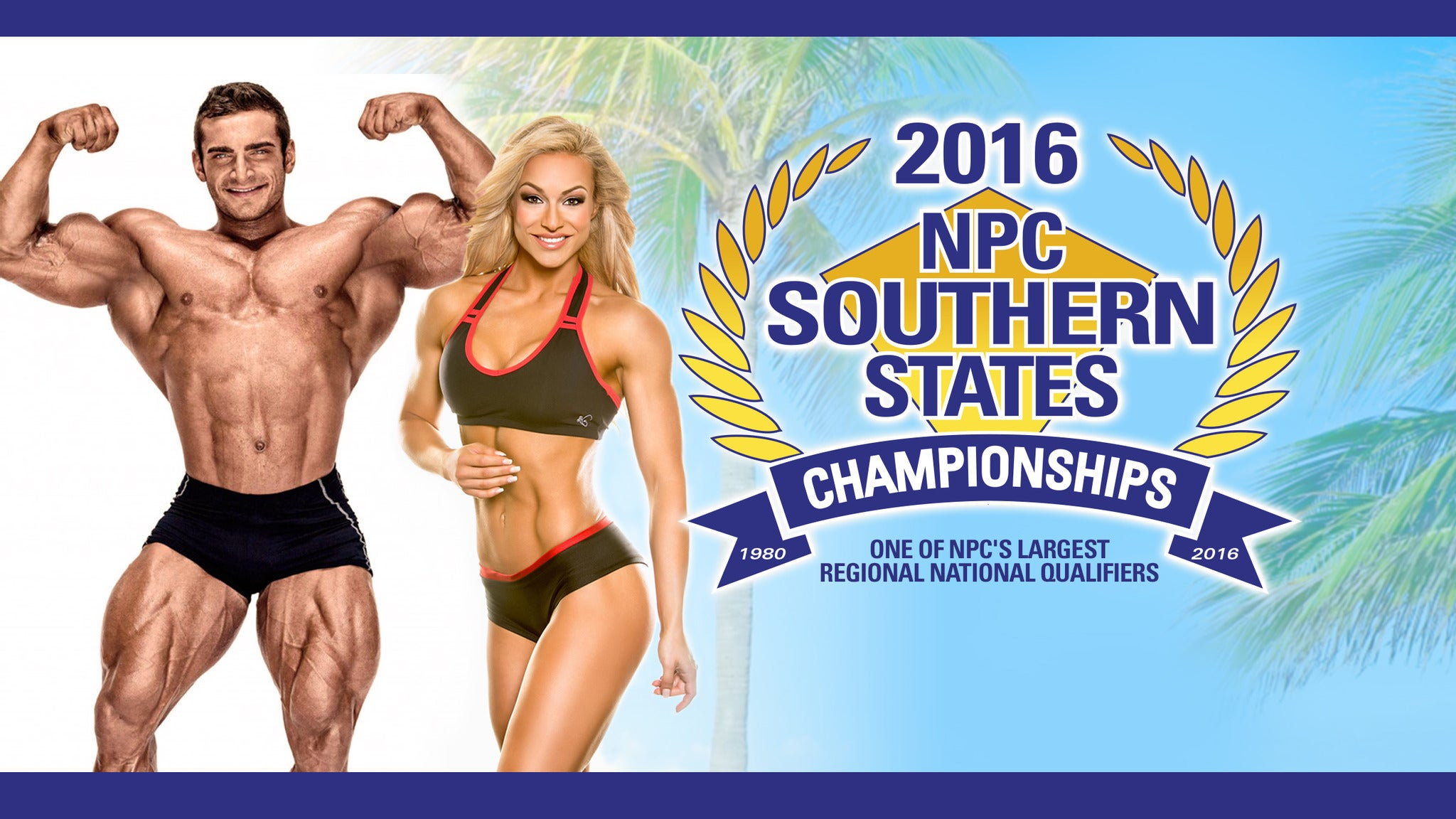 NPC Southern States Bikini, Figure, Fitness, Men's Physique
