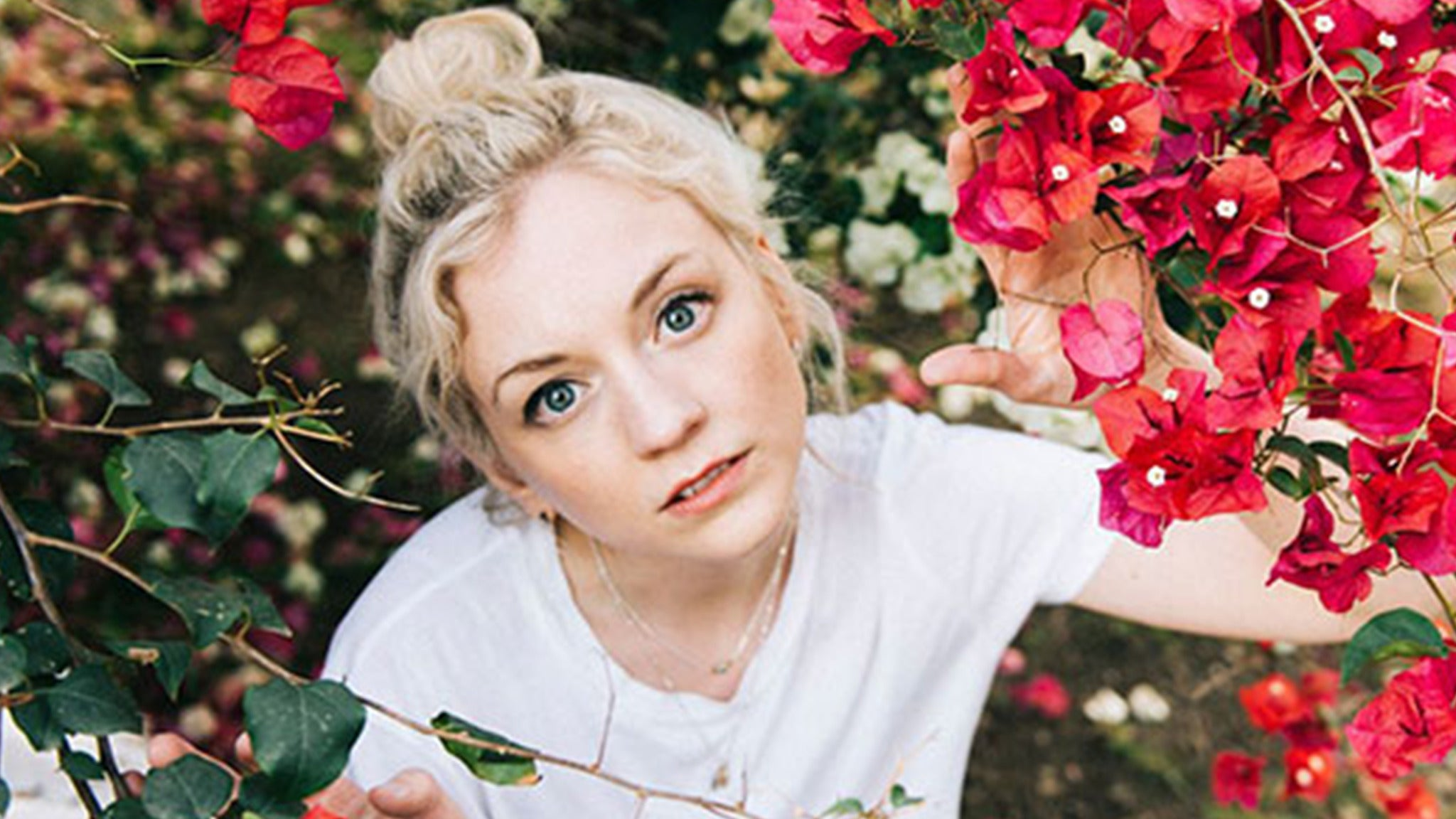 Emily Kinney at The Bronze Peacock at House of Blues Houston