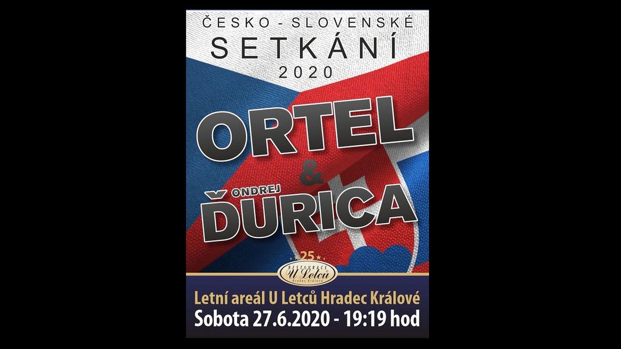Ortel & Ondřej Ďurica