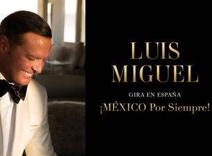Luis Miguel - México Por Siempre