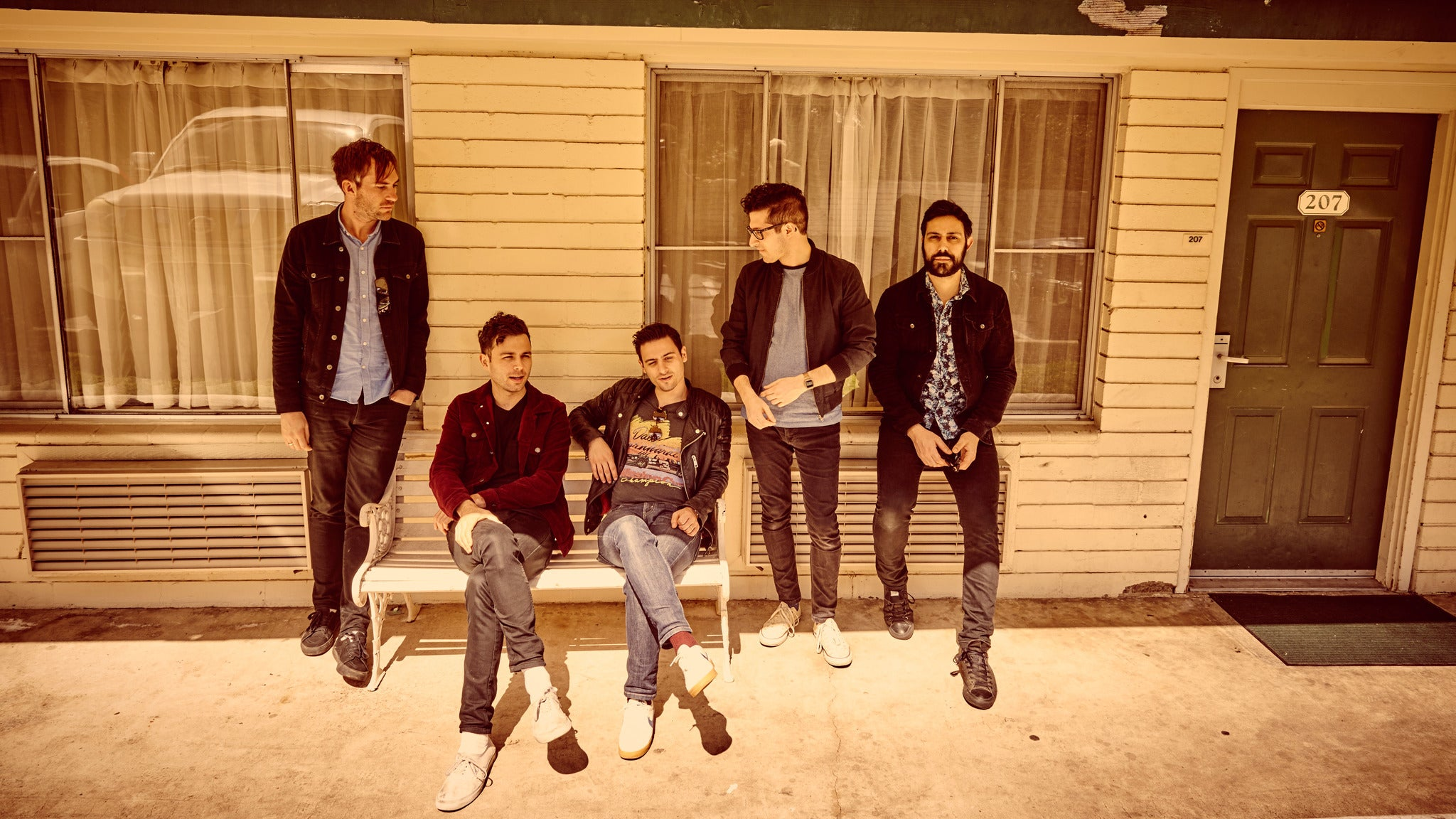 Arkells at Cornerstone - CA