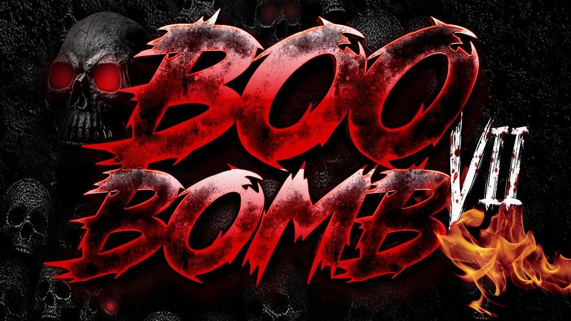 JAMN 107.5's Boo Bomb