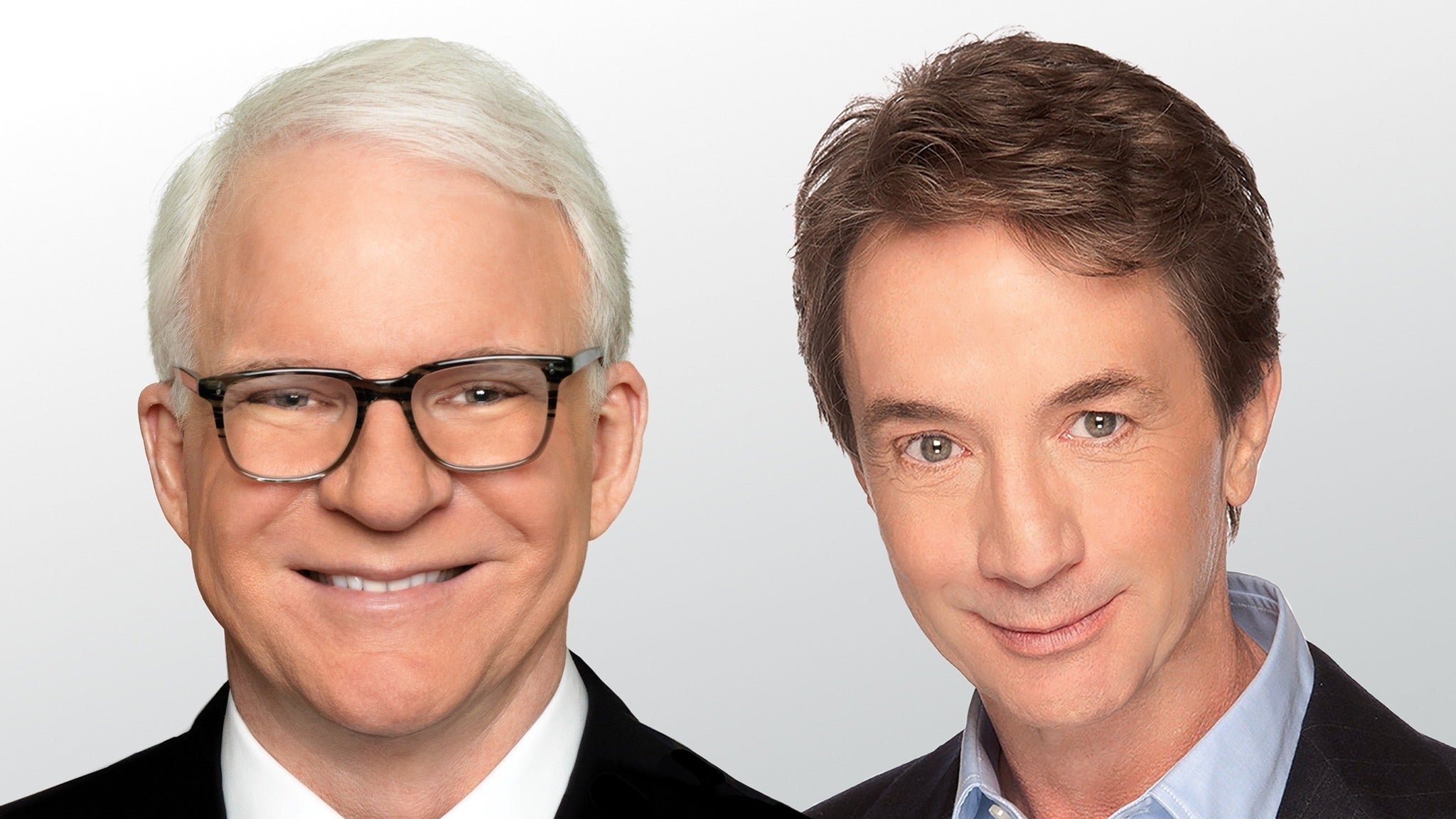 Steve Martin & Martin Short at Stephens Auditorium