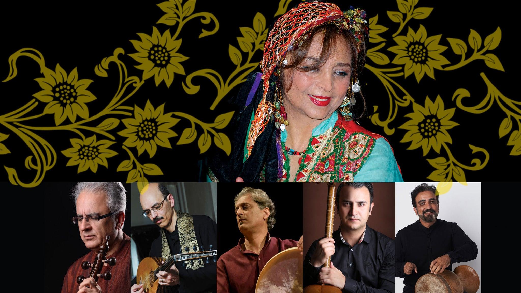 Farhang Foundation Presents: Sima Bina's Nowruz Concert