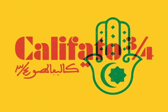 CALIFATO ¾