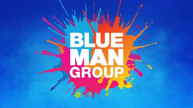 Blue Man Group live