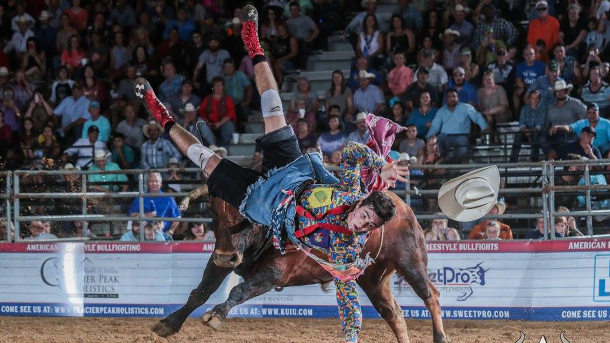 American Freestyle Bullfighting at Swiftel Center