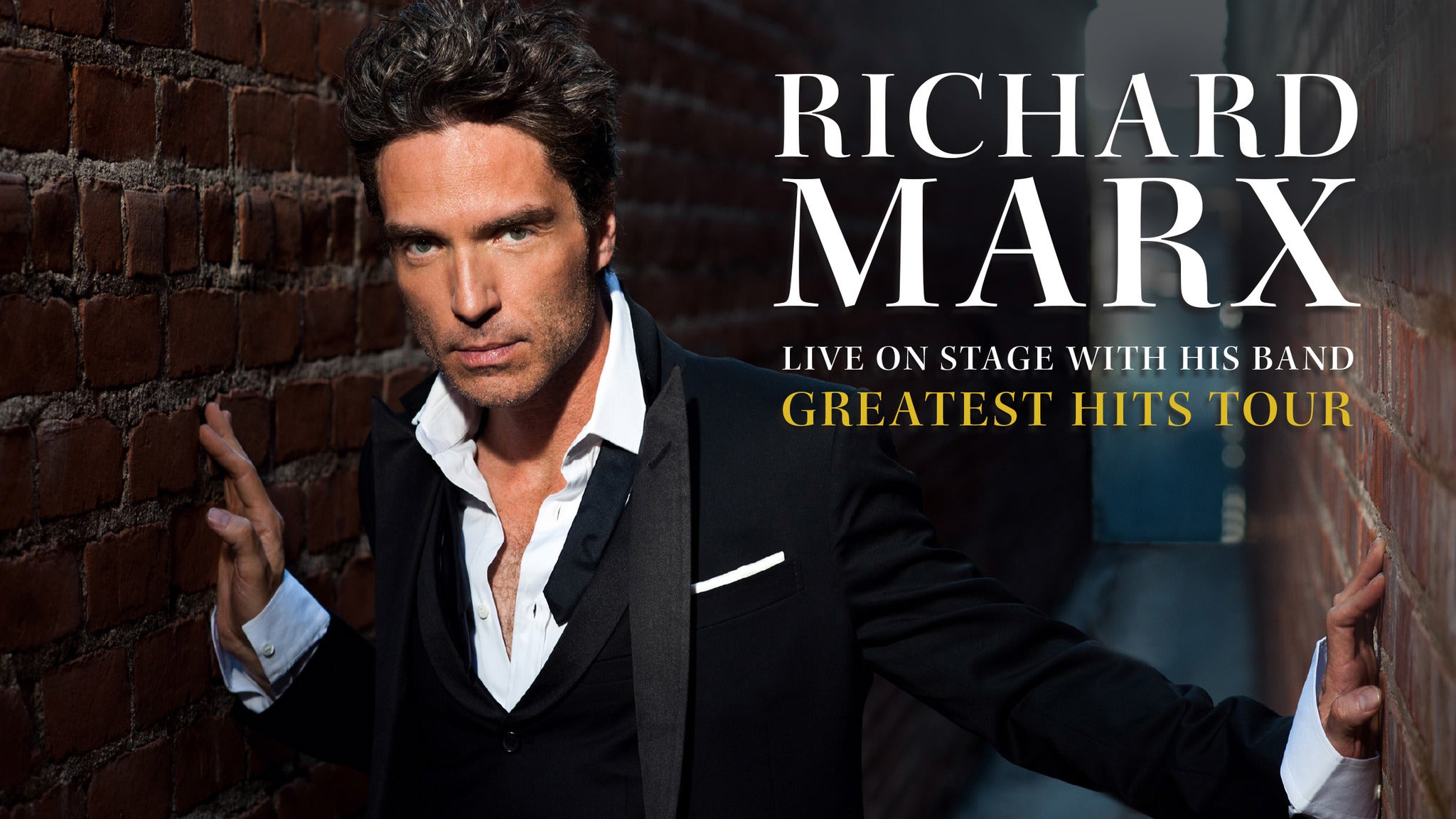 Richard Marx at Genesee Theatre