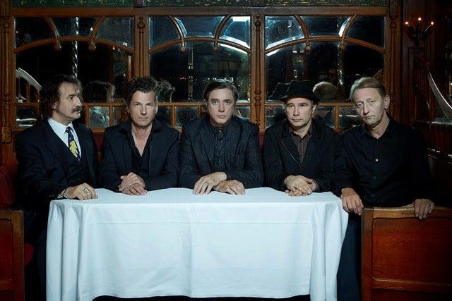 Einstürzende Neubauten -The Year Of The Rat Tour