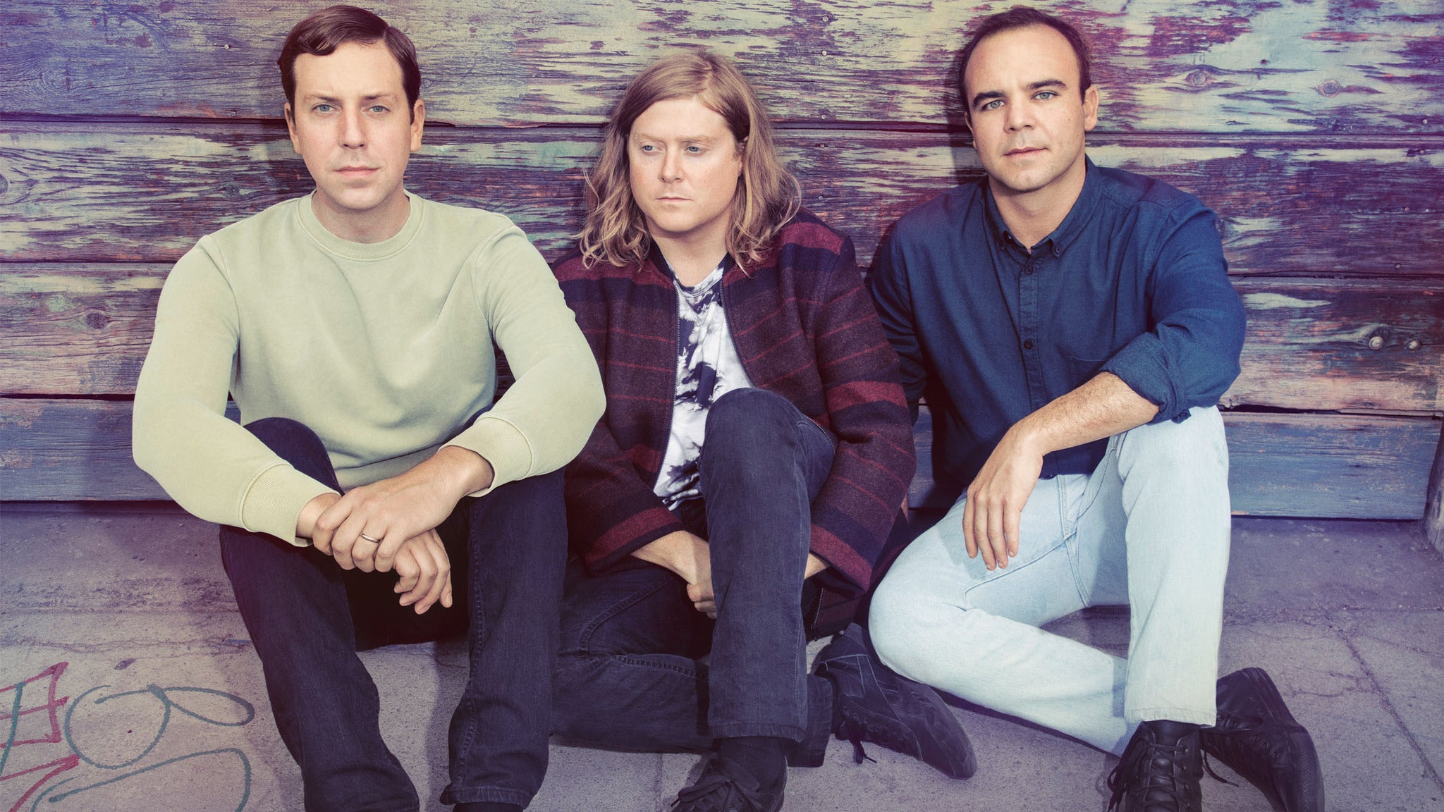 Future Islands at Codfish Hollow Barnstormers