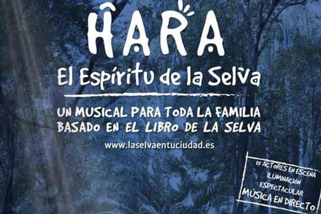 Hara - el espíritu de la selva