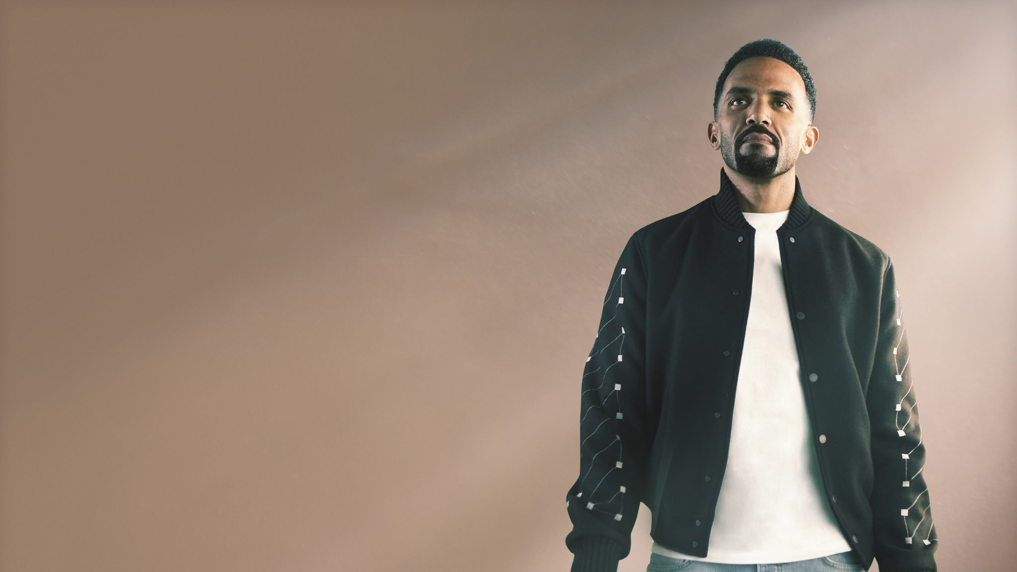 Craig David - Hold That Thought Tour tickets (Copyright © Ticketmaster)