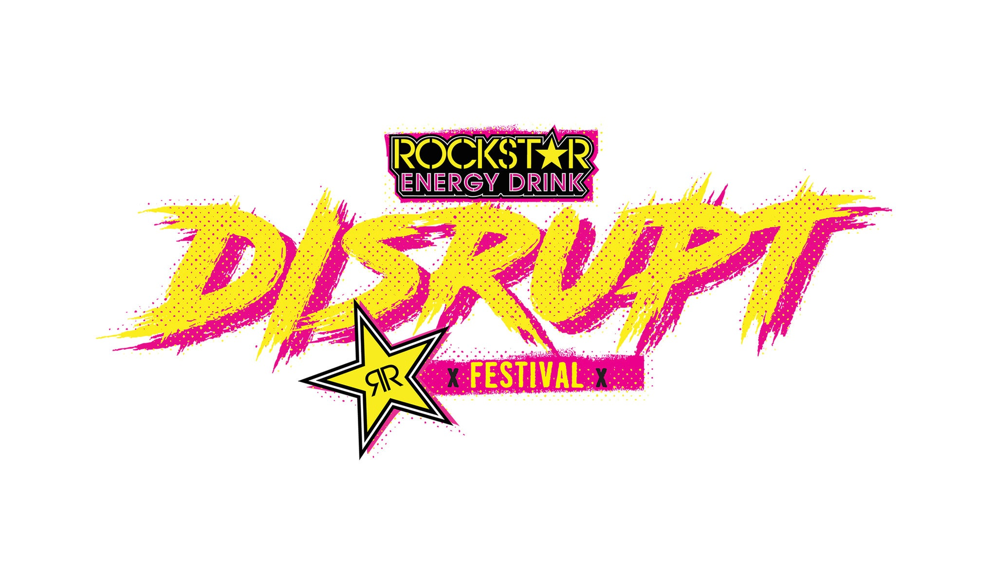 Rockstar Energy Drink DISRUPT Festival w/ The Used