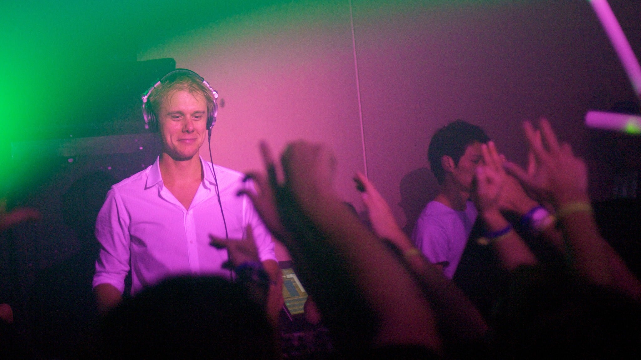 Armin Van Buuren at Exchange LA