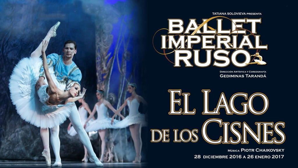 El Lago de los Cisnes, Ballet de Jalisco