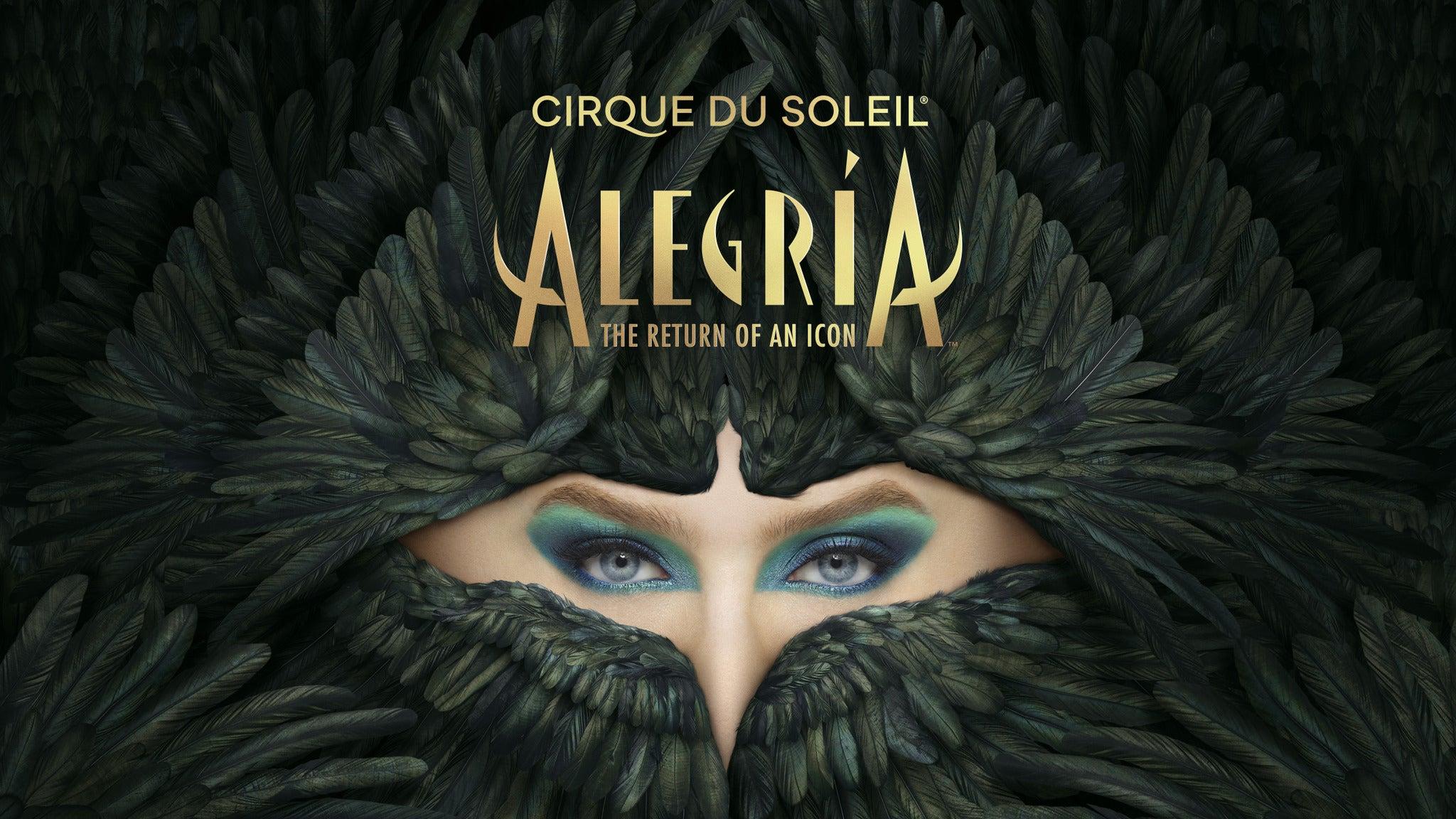 Cirque du Soleil : Alegria at Hard Rock Stadium