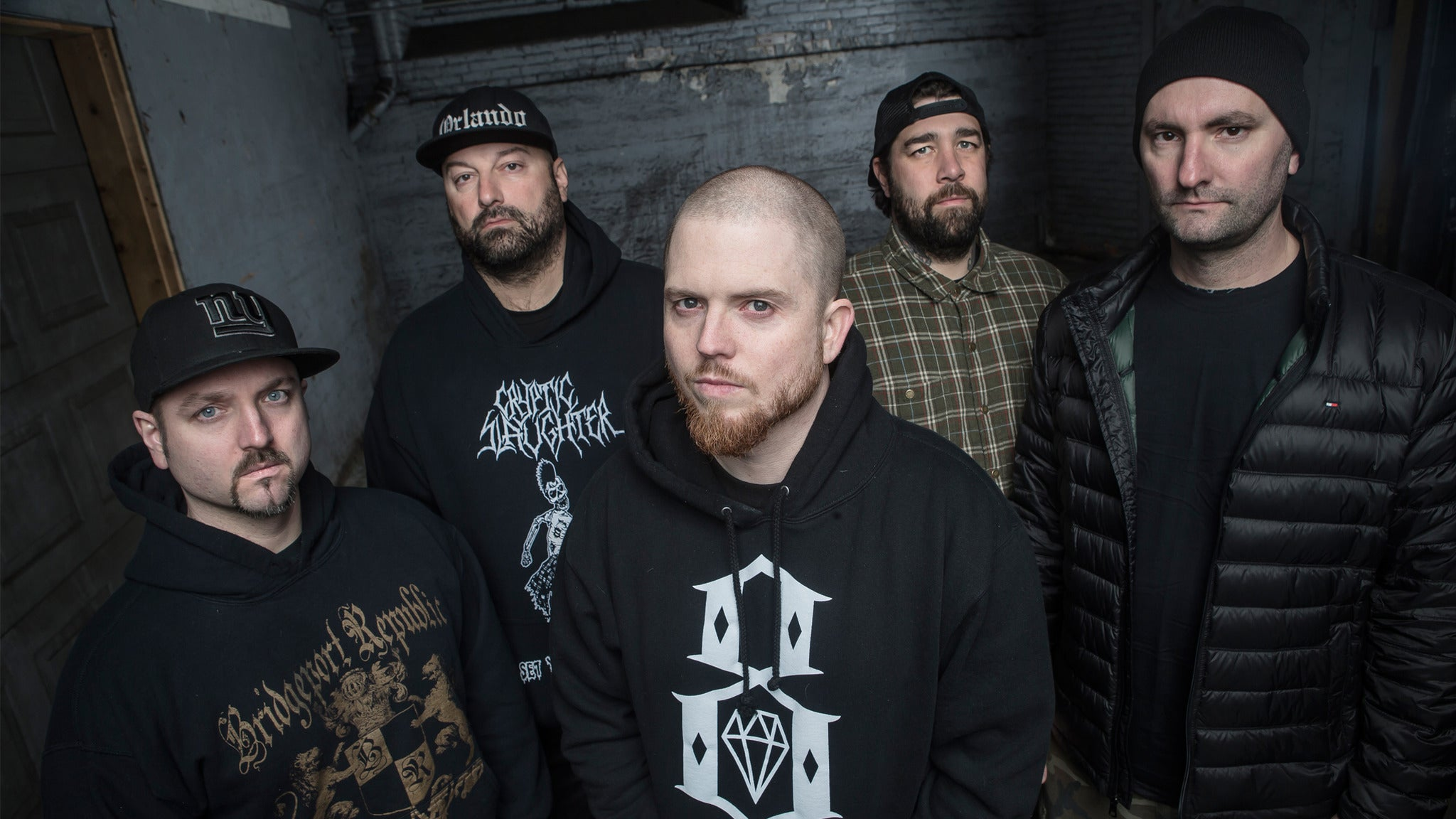 Hatebreed - 20 Years of Desire & 15 Years of Perseverance