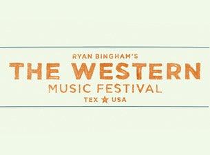 The Western Music Festival