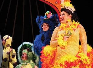 Madagascar A Musical Adventure - The Children's Theatre of Cincinnati
