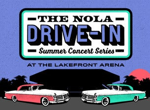 The NOLA Drive-In Concert Series: Tank & The Bangas
