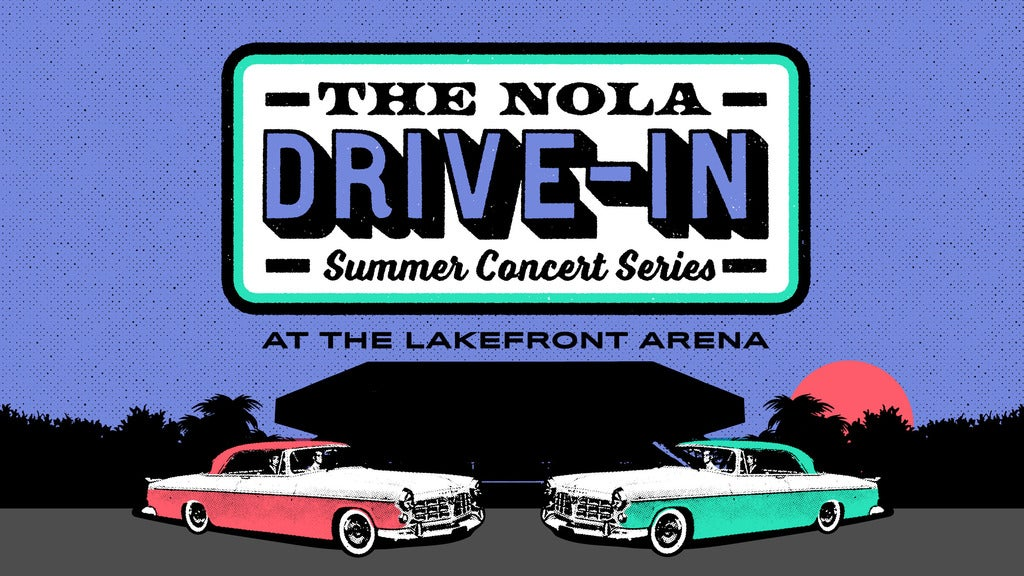 Hotels near The NOLA Drive-In Events
