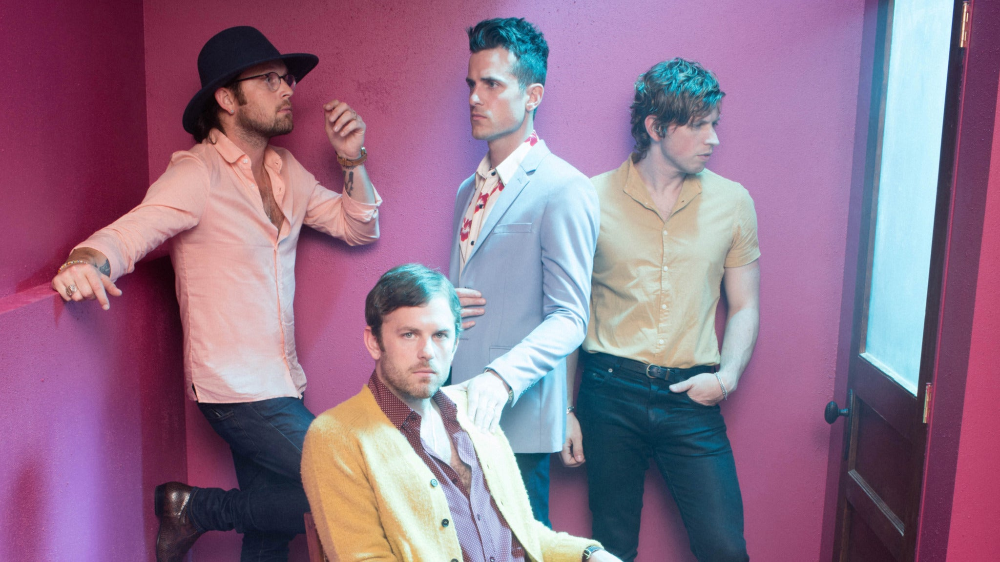 106.7 KROQ Presents Kings of Leon at The Forum