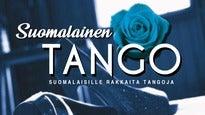Suomalainen tango - konsertti