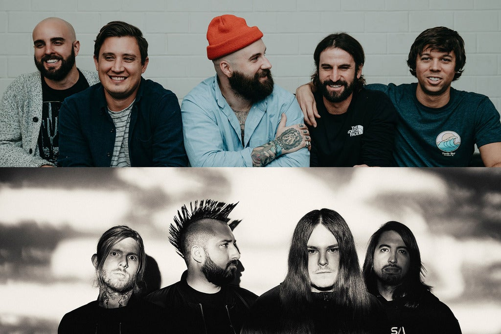 Of Mice & Men + August Burns Red