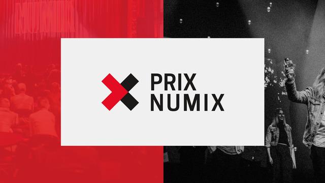 Gala Des Prix Numix