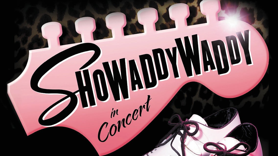 Image used with permission from Ticketmaster   Showaddywaddy - 40 Years of Rock N Roll tickets