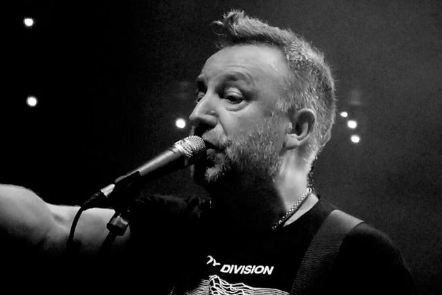 Peter Hook at First Avenue - Minneapolis, MN 55403