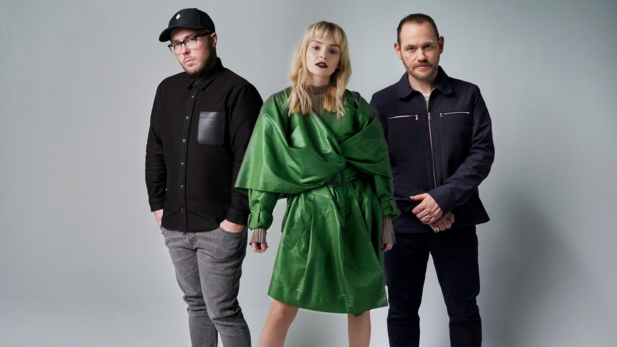 Chvrches at College Street Music Hall