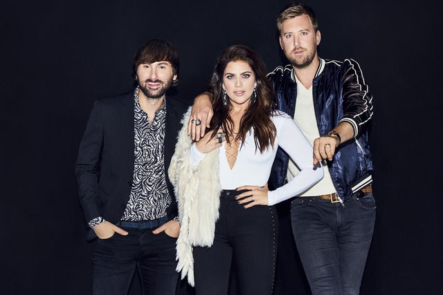 KSON Presents Lady Antebellum & Darius Rucker Summer Plays On Tour